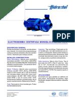 Catalogo Linea-1 Electrobombaseriebc