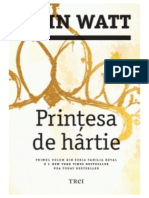 Erin Watt- Printesa de Hartie (Familia Royal Vol.1)