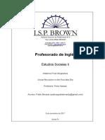 IFI Sociales - Social Revolution in the Post-War World