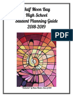 Student Planning Guide (SPG)  2018-19