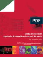 Miradas a La Innovacion_ Experi - GARCIA ANON, Jose