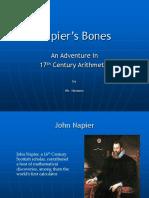 Napier s Bones