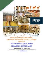 Proyecto Planta de ABA Asoc Coop. Revolución Avícola Larense 98989 R.S Jun_2017 COMPLETO