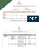 Planificación Curricular Diversificada