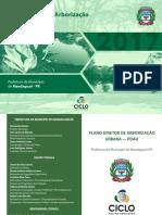 Plano Diretor de Arborização Urbana - Mandaguari (27.03.2017) - Com Alterações