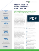 Oncology Report 2015