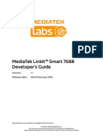 MediaTek LinkIt Smart 7688 Developers Guide V1 1