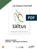 Manual Usuario Fi Gl Sap Operacoes Contabeis