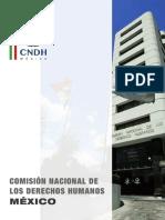 Cua Comision Nacional Derechos Humanos
