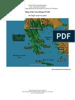 Lesson 1 Maps Greco Roman World