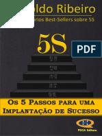 5S - Os Cinco Passos Para Uma Implantação de Sucesso - Haroldo Ribeiro