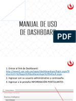Uso Del Dashboard