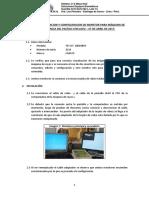 Informe de Instalacion y Configuracion de Monitor Para Máquina de Rayos x