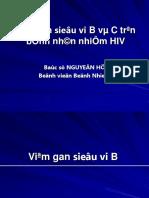 HBV-HCV-HIV