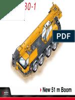 Gmk4080-1 Para 80 Ton.