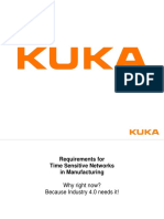 KUKA_Industry 4.0_Time Sensitive Networks