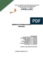 Derecho Internacional Privado Modulo i (1)