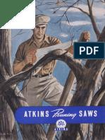 Atkins Pruning Saws