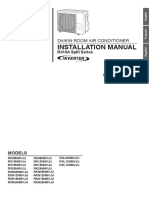 15 Series ODU Installation Manual Condensador