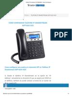 Telefono GXP1620 1625