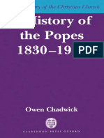 A History of the Popes (1830-1914) - Owen Chadwick.pdf