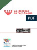 La Identidad de FyA 8358