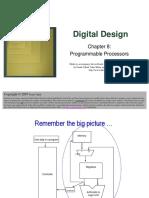 Processor Design _chapter 8