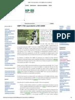 GMP+ FSA equivalente a ISO 22000 _ Norma GMP B2