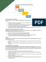 Estructura de Mercado Peruano