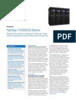 En NetApp FAS8000 Series