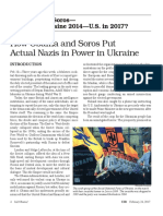 How George Soros and Obama Put Actual Nazis in Power in Ukraine
