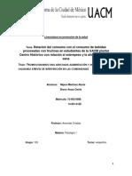 Trabajo de Certificacion Patologia I