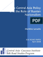 2008 Laurelle Russias Central Asia Policy