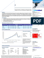 SA Fact Sheet Commodity Fund