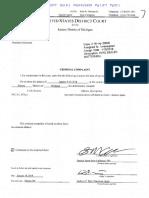 Griesemer Affidavit