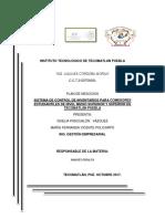 Sistema de Contrl de Inventarios