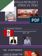 Caso Castillo Petruzzi y Otros 2