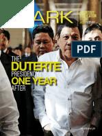 The Duterte Presidency