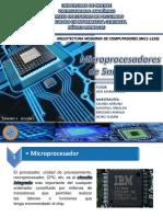 TEMA 6 Procesadores 5nm