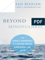 Beyond Mindfulness by Stephan Bodian