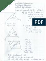 Congruencia de Triangulos y Trigonometria