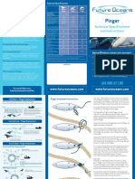 Pinger Operation Brochure