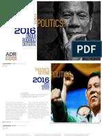 Thoughts Beyond Politics