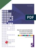 utf-8''Guia de Operacionalização dos Cursos EFA - ano 2009