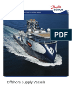 Offshore Supply Vessels