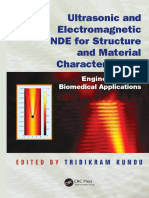 Kundu, Tribikram-Ultrasonic and Electromagnetic NDE for Structure and Material Characterization _ Engineering and Biomedical Applications-CRC Press (2012)