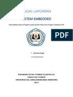 Tugas Embedded Achmad