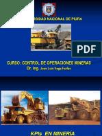 KPIs en minería