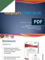 Code Blue - Ali Haedar