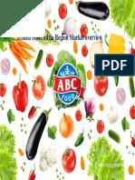 Frozen Food Adria Region Market Overview